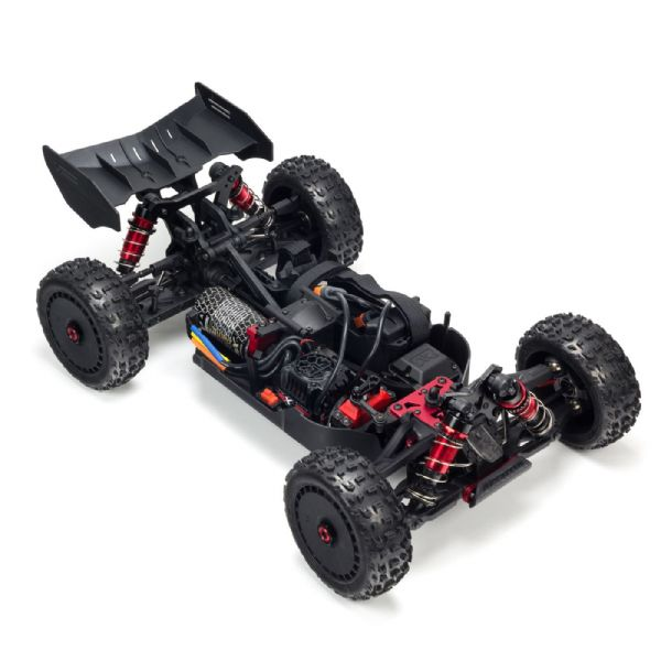 Arrma Typhon 6S BLX Brushless Buggy RTR (Red/Black)